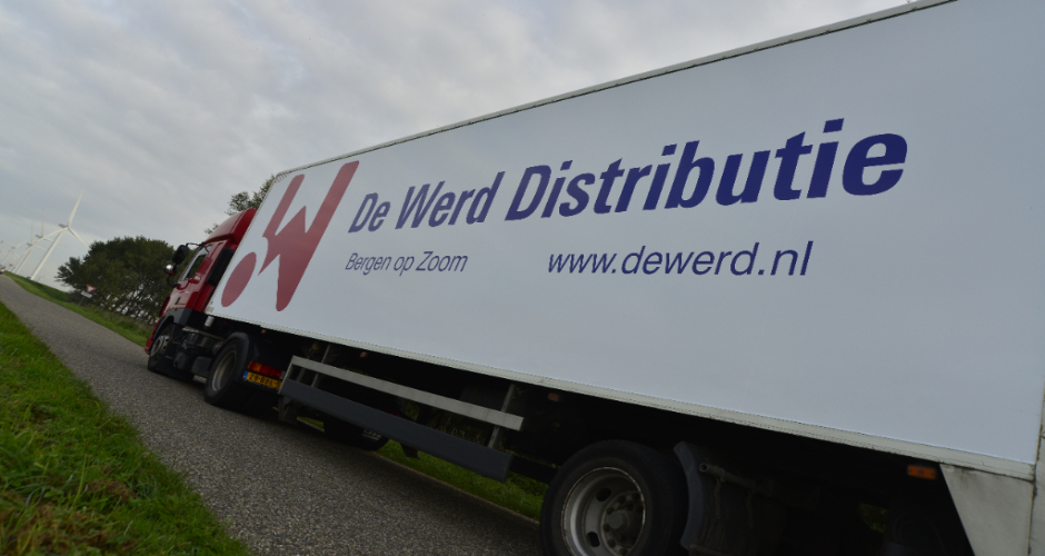 Distributie Transport logistiek
